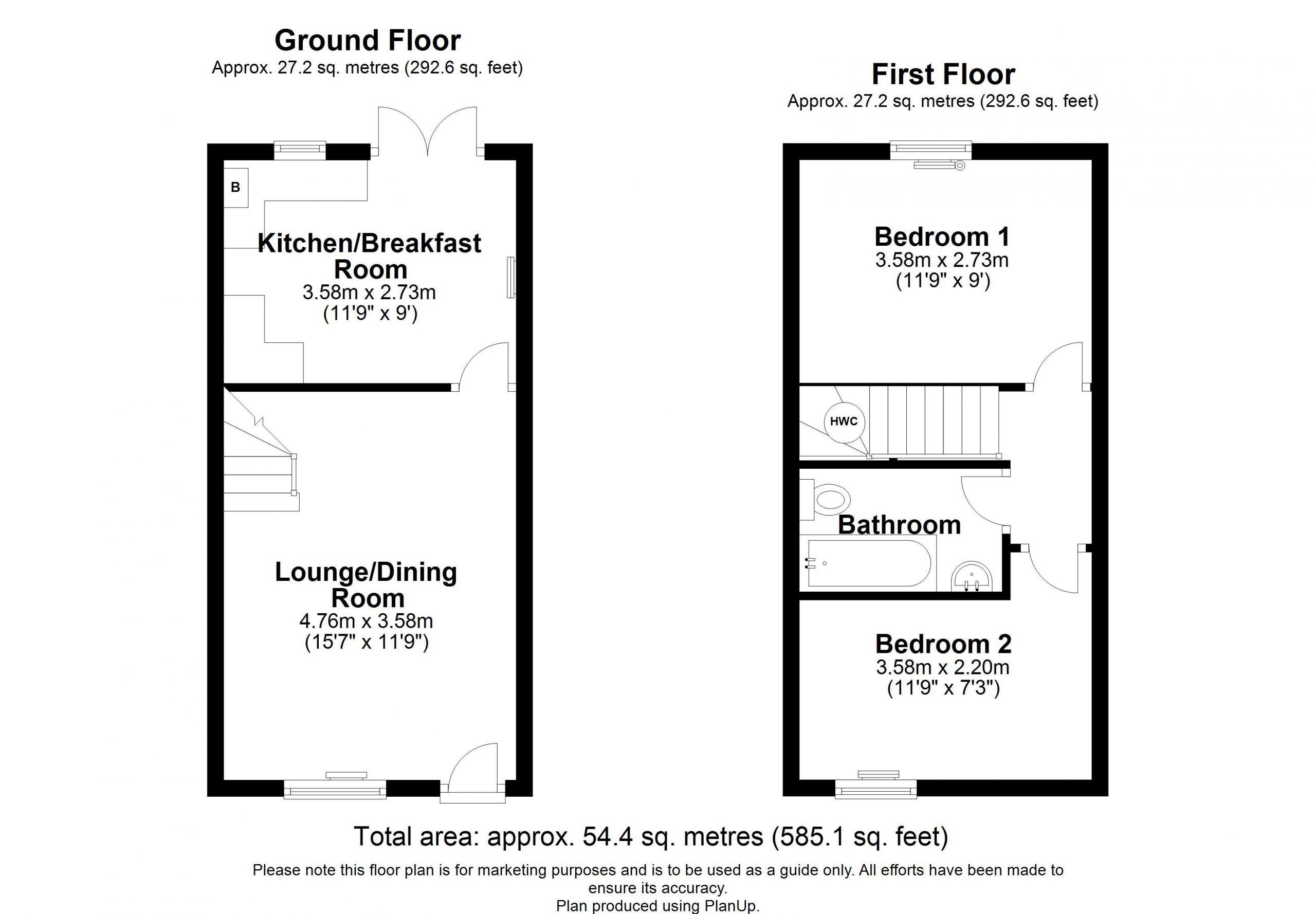 Katherine Close Floorplan